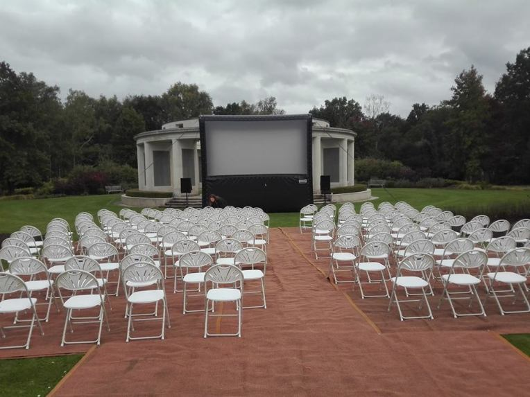 OUTSIDE CINEMA HIRE